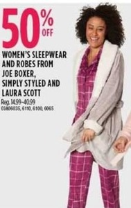 Women's Sleepwear & Robes
