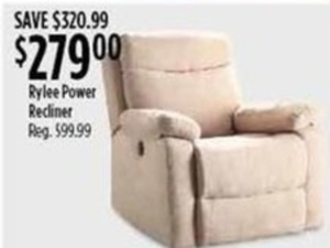 Rylee Power Recliner