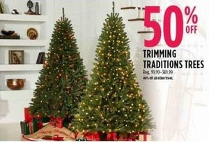 Trimming Traditions Trees