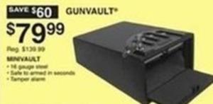 Minivault Gun Vault