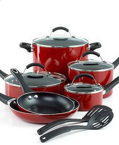 Farberware Premium Professional Dishwasher Safe Cookware 12 Piece Set
