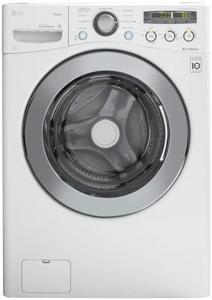 LG Electronics 3.6 DOE cu. ft. High-Efficiency Front Load Steam Washer