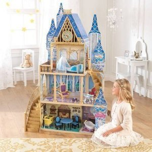 Disney Princess Cinderella Royal Dreams Dollhouse w/ Furniture