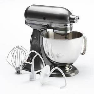 KitchenAid Artisan Stand Mixer + $75 Kohl's Cash