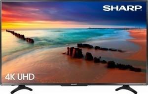 "Sharp 50"" Class LED 2160p Smart 4K Ultra HD TV w/ ROKU"