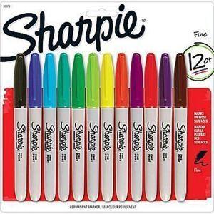 Sharpie 12-pk. Permanent Markers