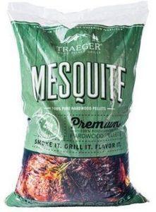 Traeger Mesquite BBQ Pellets