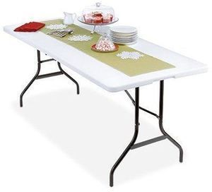 Deluxe Banquet Table  30 x 72-In.