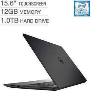 Dell Inspiron 15 5000 Series Touchscreen Laptop - Intel Core i3 - 1080p - Black
