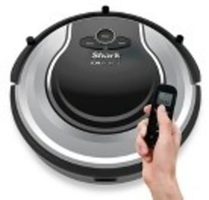 Shark ION Robot Vacuum with Remote - RV720 Shark ION Robot 720 Vacuum w/ Remote