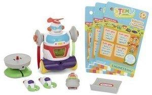 Little tikes stem jr. builder bot