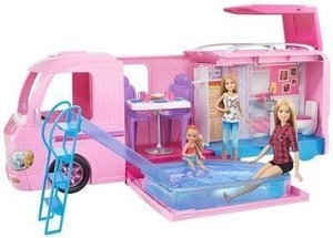 Barbie DreamCamper Adventure Camping Playset