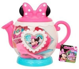 Minnie's Happy Helpers Terrific Teapot Set