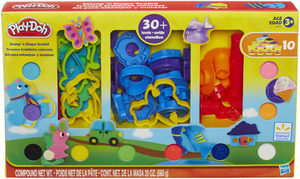 Play-Doh Stamp 'N Shape Tool Kit Set Play Doh Stamp 'N Shape Toolkit