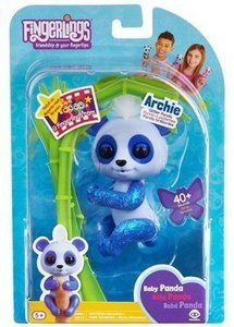 Fingerlings Baby Panda Archie Figure
