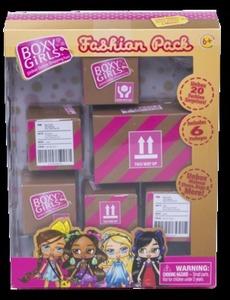 Boxy Girls Fashion Pk