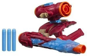 Marvel avengers: Iron Man Nerf Gear