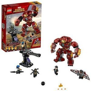 Lego marvel super heroes avengers the hulkbuster smash-up 76104 Lego Avengers The Hulkbuster Smash-Up