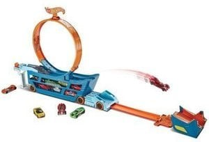 Hot Wheels Stunt & Go Track Set Hot Wheels Stunt & Go Track Set