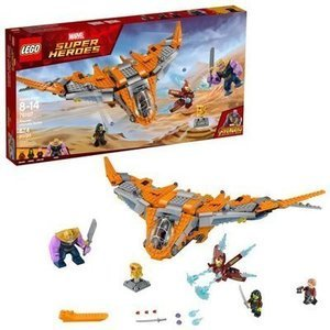LEGO Marvel Super Heroes Avengers Thanos: Ultimate Battle 76107