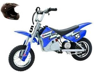 RAZOR 24V Dirt Rocket MX350 Electric Moto Bike