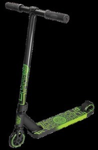 Madd Gear Carve Pro Scooter - Black/Green