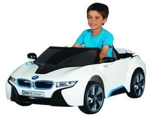 6 Volt Battery BMW i8 Concept Ride On Toy Car