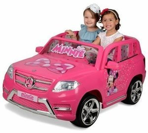 12v Minnie Mouse Mercedes Ride On