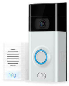Ring Video Doorbell 2 with Chime Ring Video Doorbell 2 w/ Chime