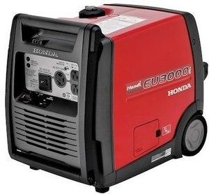 Honda EU3000i Handi Portable Generator EU3000I Handi CARB Compliant Generator