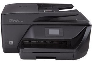 HP OfficeJet 6954 All in One Wireless Printer with Two-Sided Printing (P4C81A)