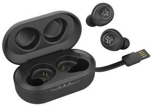 JLab JBuds Air True Wireless Signature Bluetooth Earbuds + Charging Case