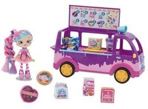 Shopkins Season 10, Sweet Treat Truck Deluxe