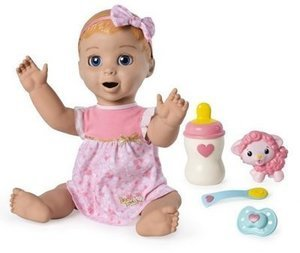 Luvabella Responsive Baby Doll