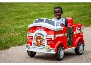 Paw Patrol Fire Truck 6 Volt powered Ride On Toy