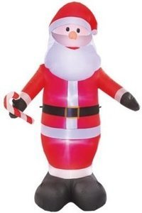 Airblown Inflatables 9 Ft. Jumbo Santa Inflatable