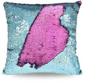 "Mainstays Sparkle Pillow, 17"" x 17"""