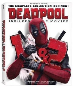 Deadpool: The Complete Collection (For Now) (Blu-ray + Digital) & More Selected Movies