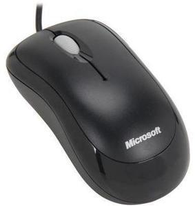 Microsoft 4YH-00005 Black 3 Buttons 1 x Wheel USB Wired Optical 800 dpi Mouse