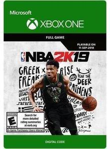 NBA 2K19 Xbox One [Digital Code]